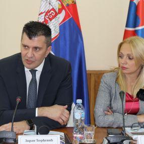 Ministar Đorđević prisustvovao uvodnoj konferenciji Tvining projekta